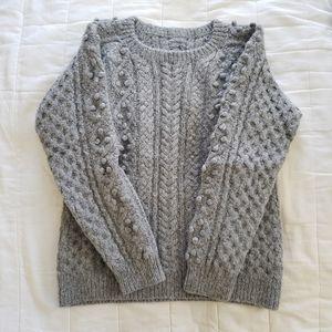 Isabel Marant N 1501 Alpaca Wool Sweater